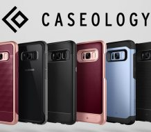 Samsung Galaxy S8 and S8 Plus Caseology cases