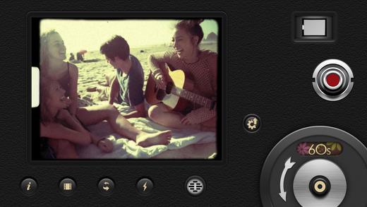 8mm Vintage Camera iOS app