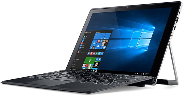Acer Switch Alpha 12 convertible tablet PC