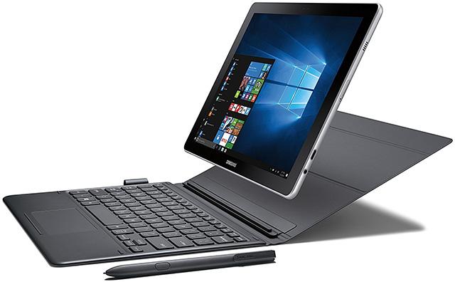 "Samsung Galaxy Book 10.6"" Windows 2-in-1 Tablet"