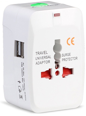 Universal Charger Adapter Plug