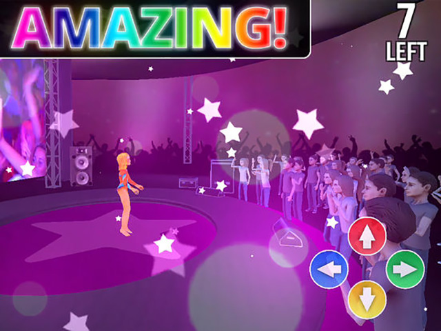 Dance Moms Rising Star iOS music app