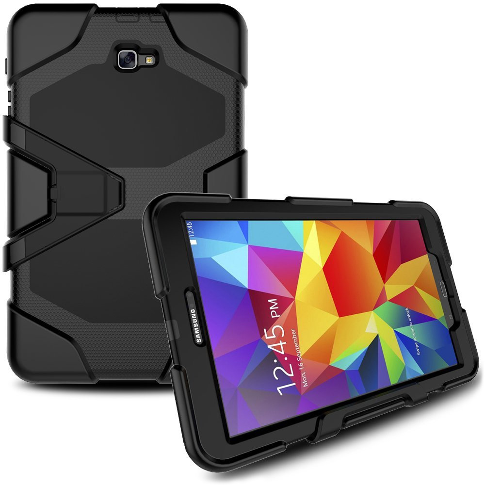 Samsung Galaxy Tab A 10.1 heavy duty case with drop protection