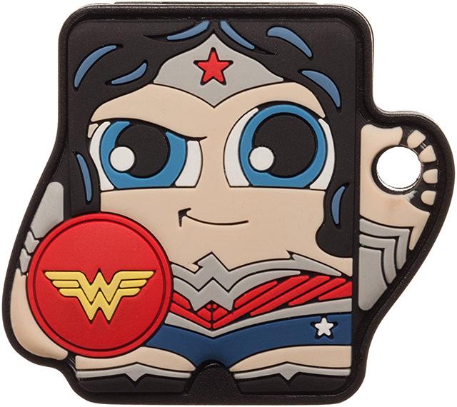 DC Comics Wonder Woman Personal Bluetooth Tracker