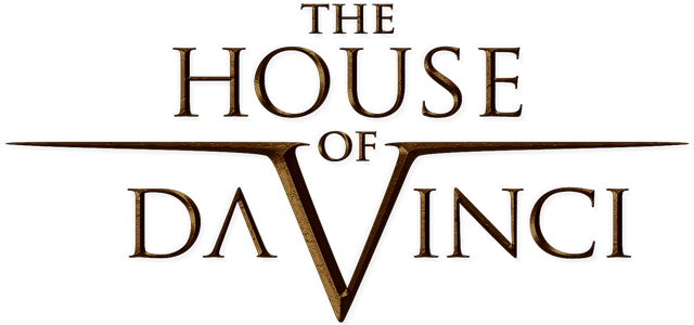 The House of Da Vinci mobile game logo