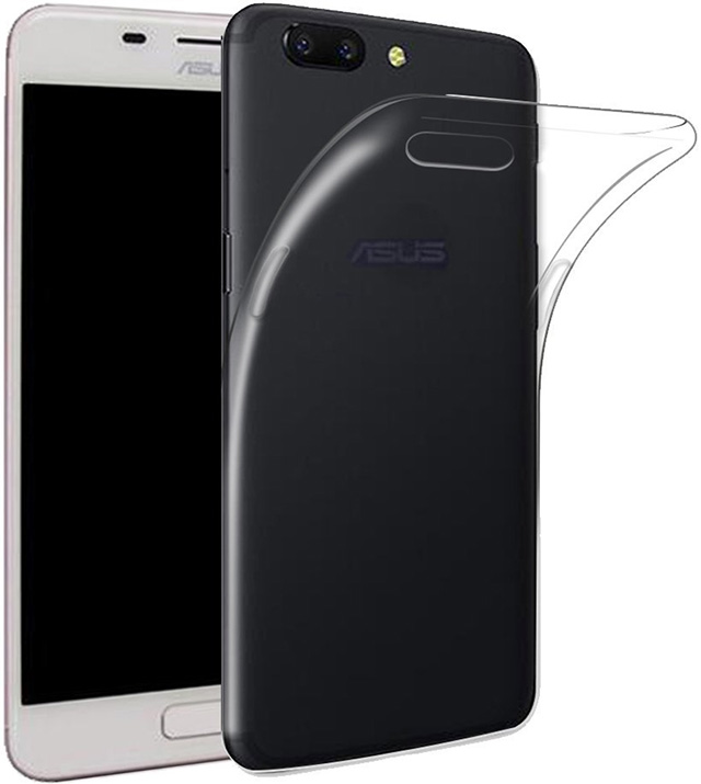 TopACE Ultra Thin Transparent Case for ASUS ZenFone 4