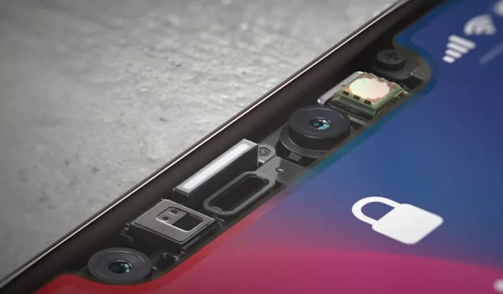 Apple Face ID technology