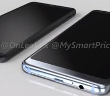 Samsung Galaxy A5 and Galaxy A7 smartphones