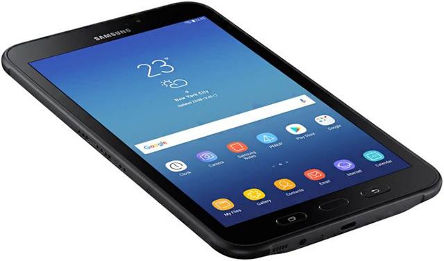 Samsung Galaxy Tab Active 2 frong view