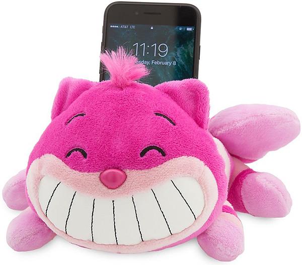 Disney Cheshire Cat MXYZ Plush Phone Stand