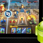 Mighty Battles new multiplayer game for Android