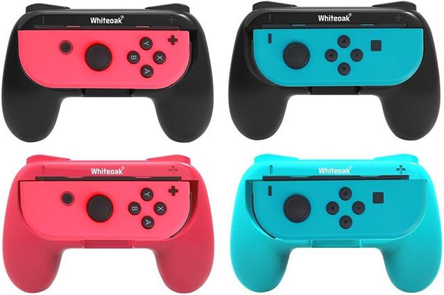 Nintendo Switch Wear-resistant Joy-con Handle Controller Grip Kit