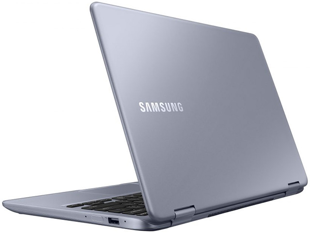 2018 Samsung Notebook 7 Spin laptop mode viewing angle