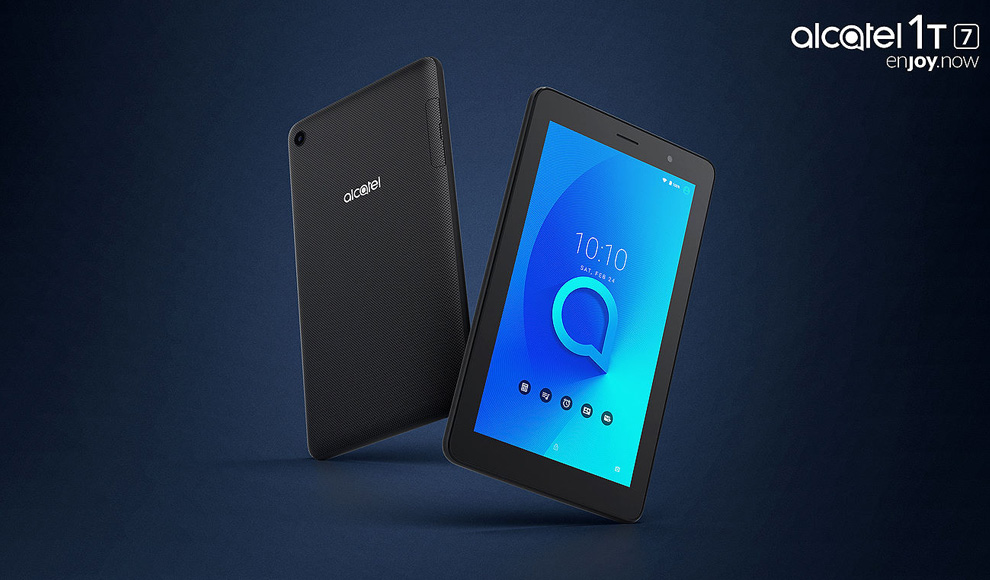 Alcatel 1t7 Android Oreo tablet PC