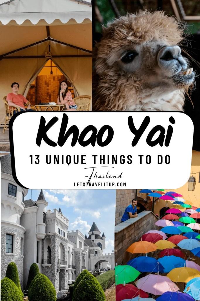 13 things to do in Khao Yai Thailand