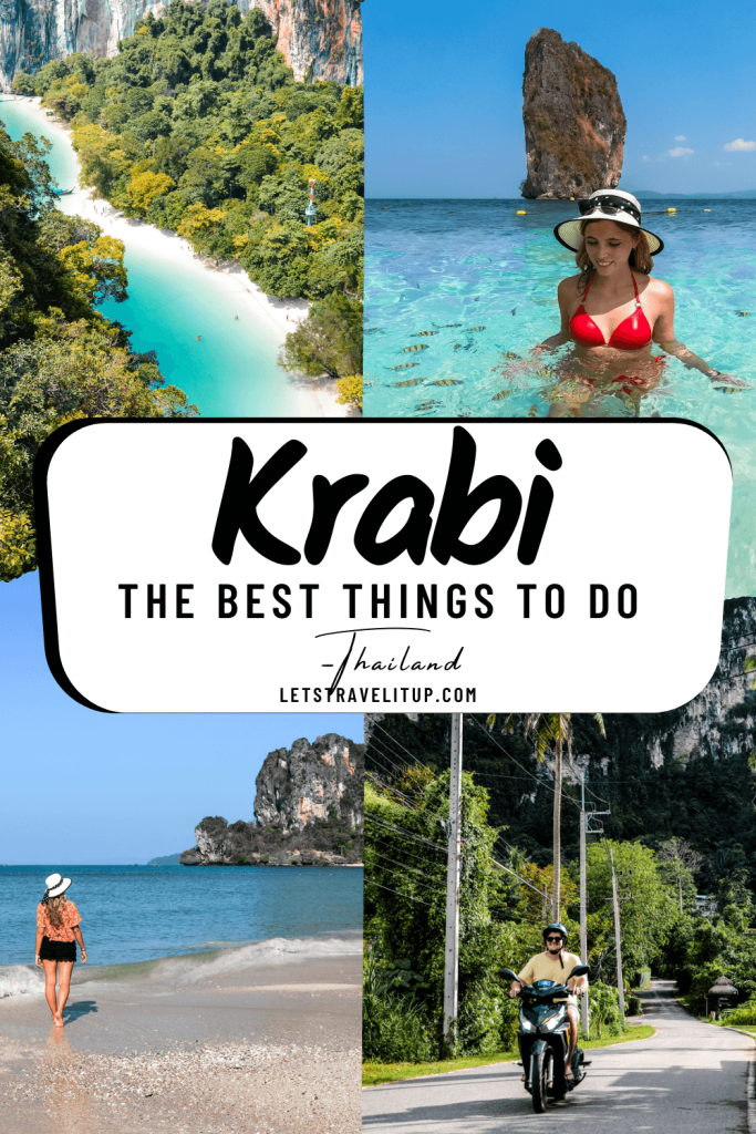 The best things to do in Krabi, Thailand: Top 8