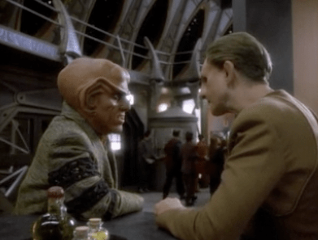 Ds9 In The Hands Of The Prophets