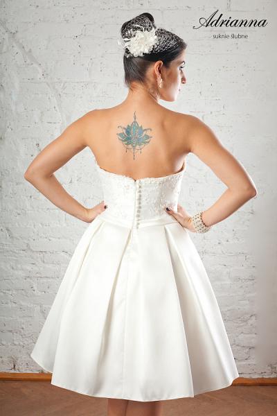 krotka suknia slubna (6)