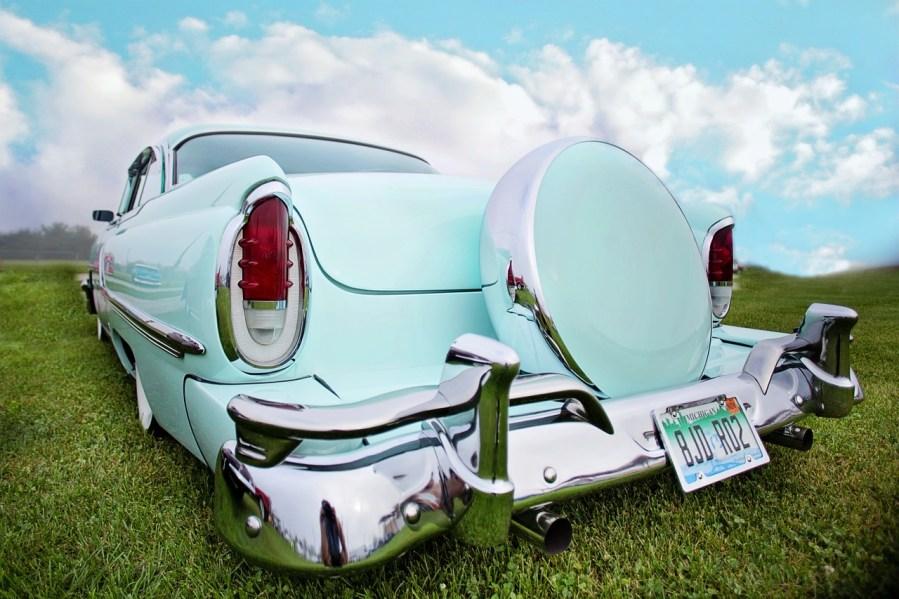 Samochody retro