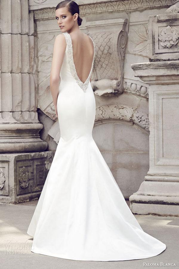 suknia ślubna Paloma Blanca