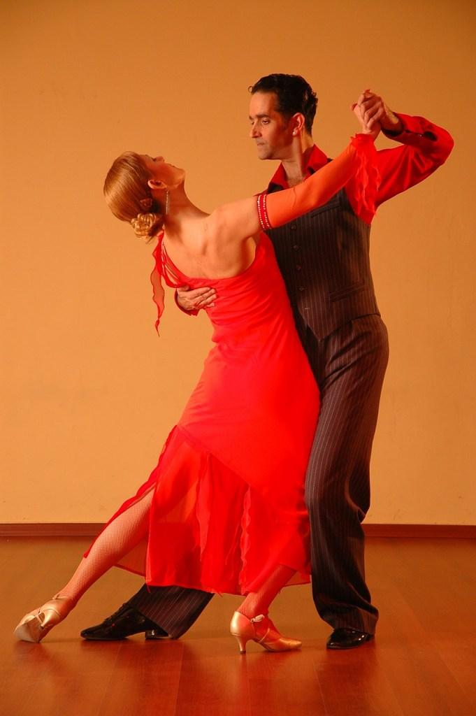pokaz tańca