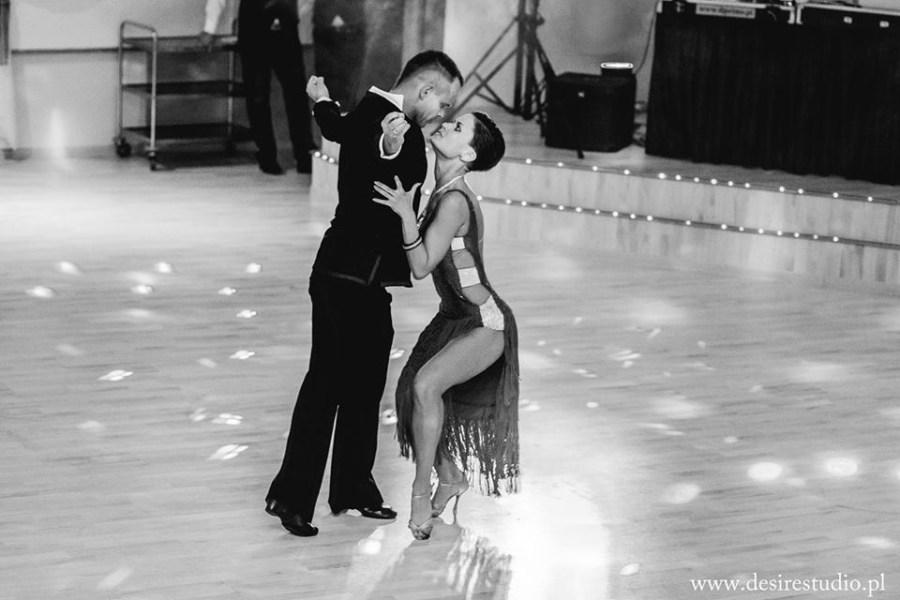 pokaz taneczny