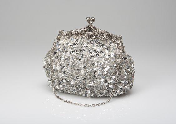 torebka ślubna Modele biżuteryjne