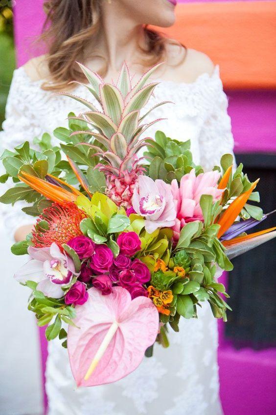 Kwiaty dla Panny Młodej
