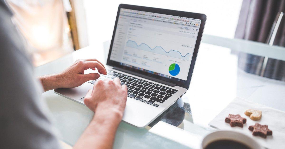 用 GA Spreadsheet Add-on 製作網站訪客人數功能