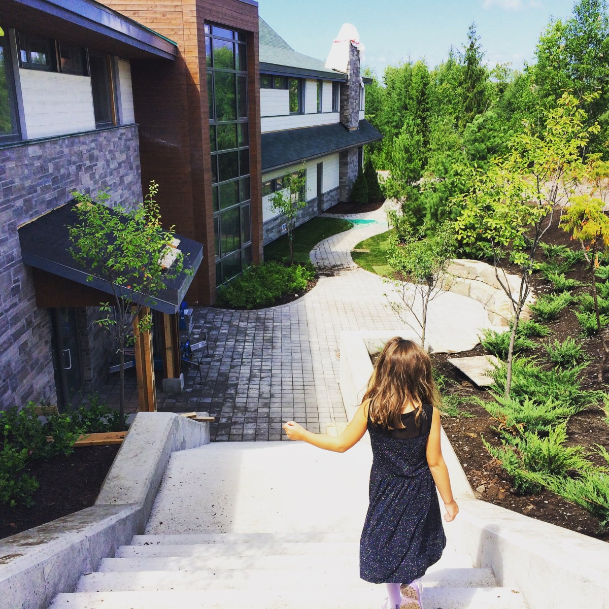Uplands Residence at Lakefield College School is Almost Complete