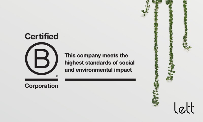 Lett-Certified B Corporation™