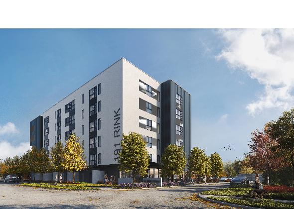 Peterborough Affordable Housing Village