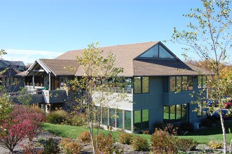 Allison Park Office exterior