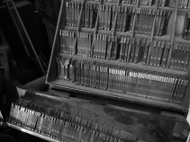 Linotype pi mats
