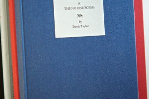 Davis Taylor book of poems honoring Meher Baba