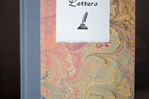 """Letters"" book by Michael Coughlin"
