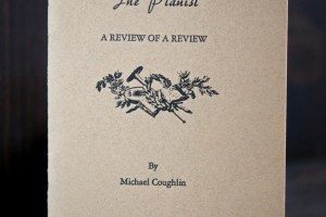 The Pianist pamphlet