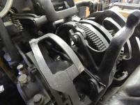 Linotype cams