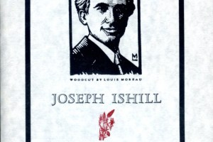Joseph Ishill issue of the dandelion