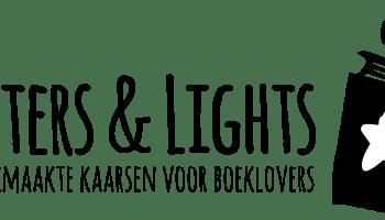 De kaarsen van Letters & Lights
