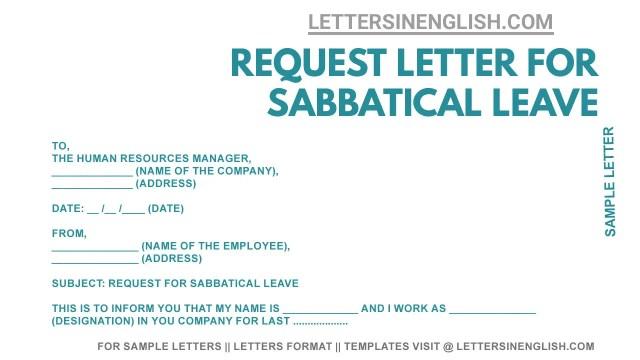 Sabbatical Leave Application for Child Care - Sabbatical Leave