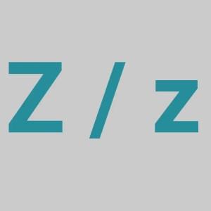 letter z, the letter Z