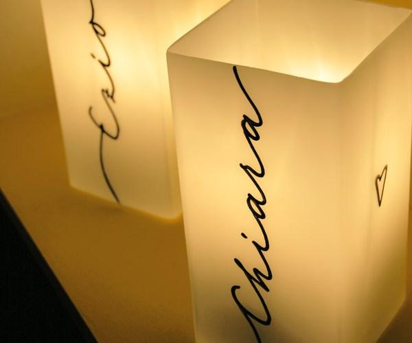 lampe personnalis e avec prenom letters love life. Black Bedroom Furniture Sets. Home Design Ideas