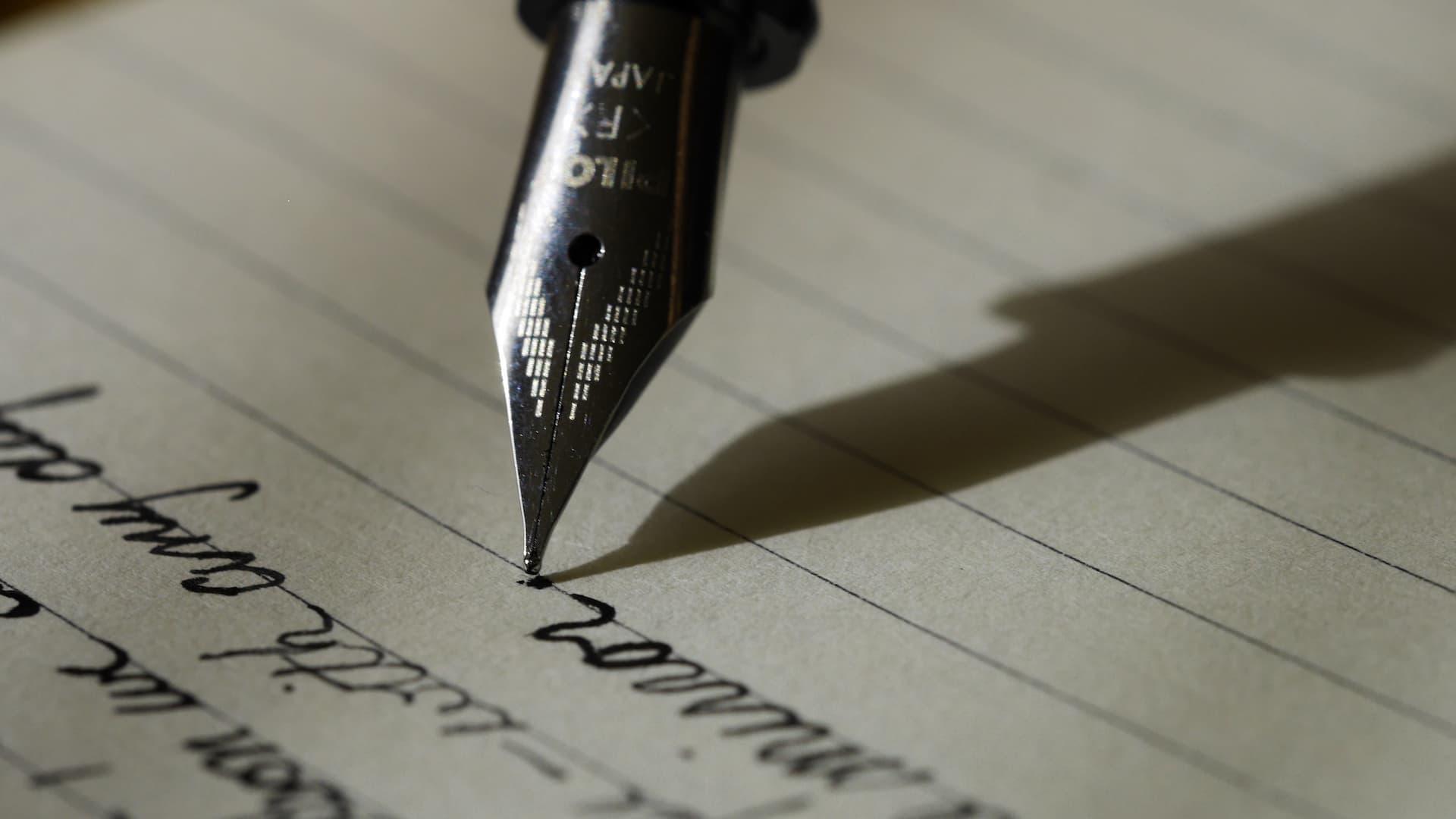 Journaling – Een eerlijk begin