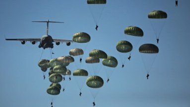US Army-Paratroopers