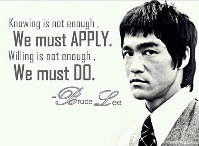 Self-discipline will take you far