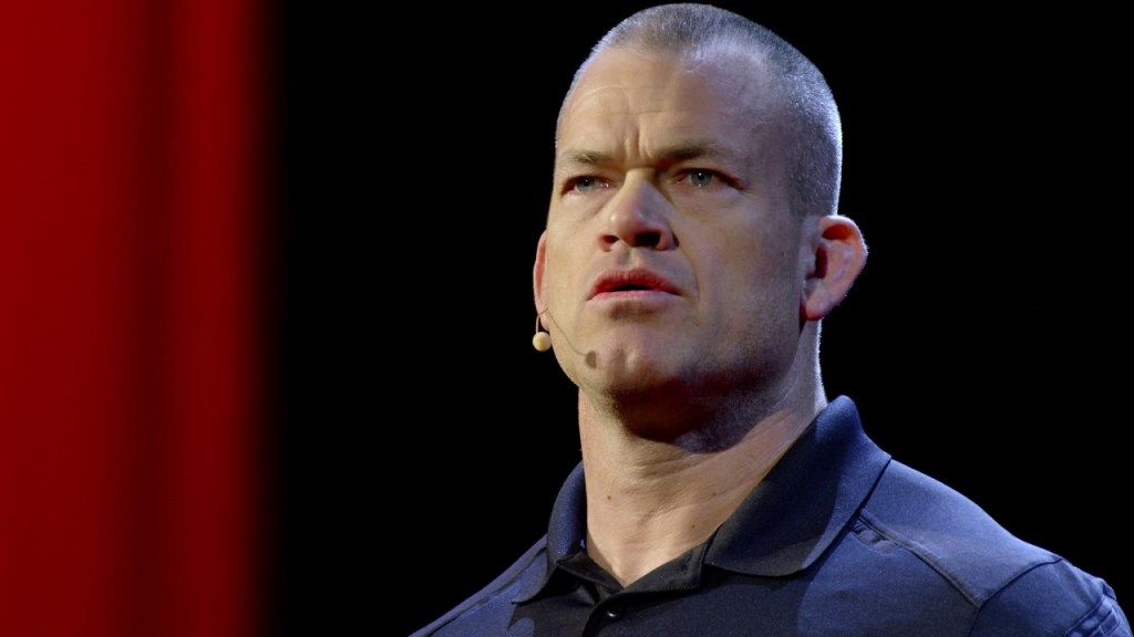 Jocko Willink recommends getting up early in the morning for maximum results.