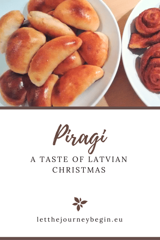 a taste of Latvian Christmas