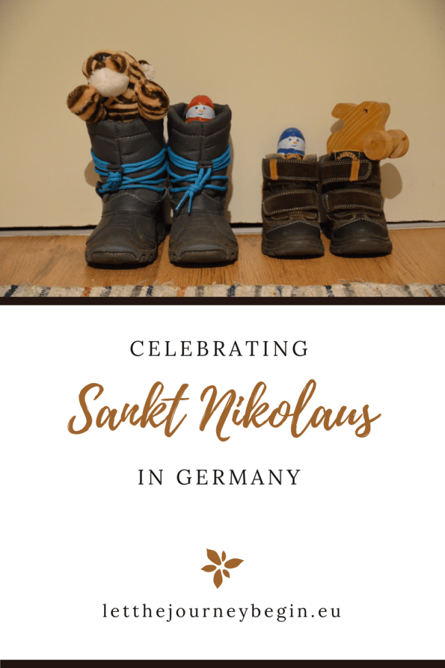 Sankt Nikolaus celebrations in Germany