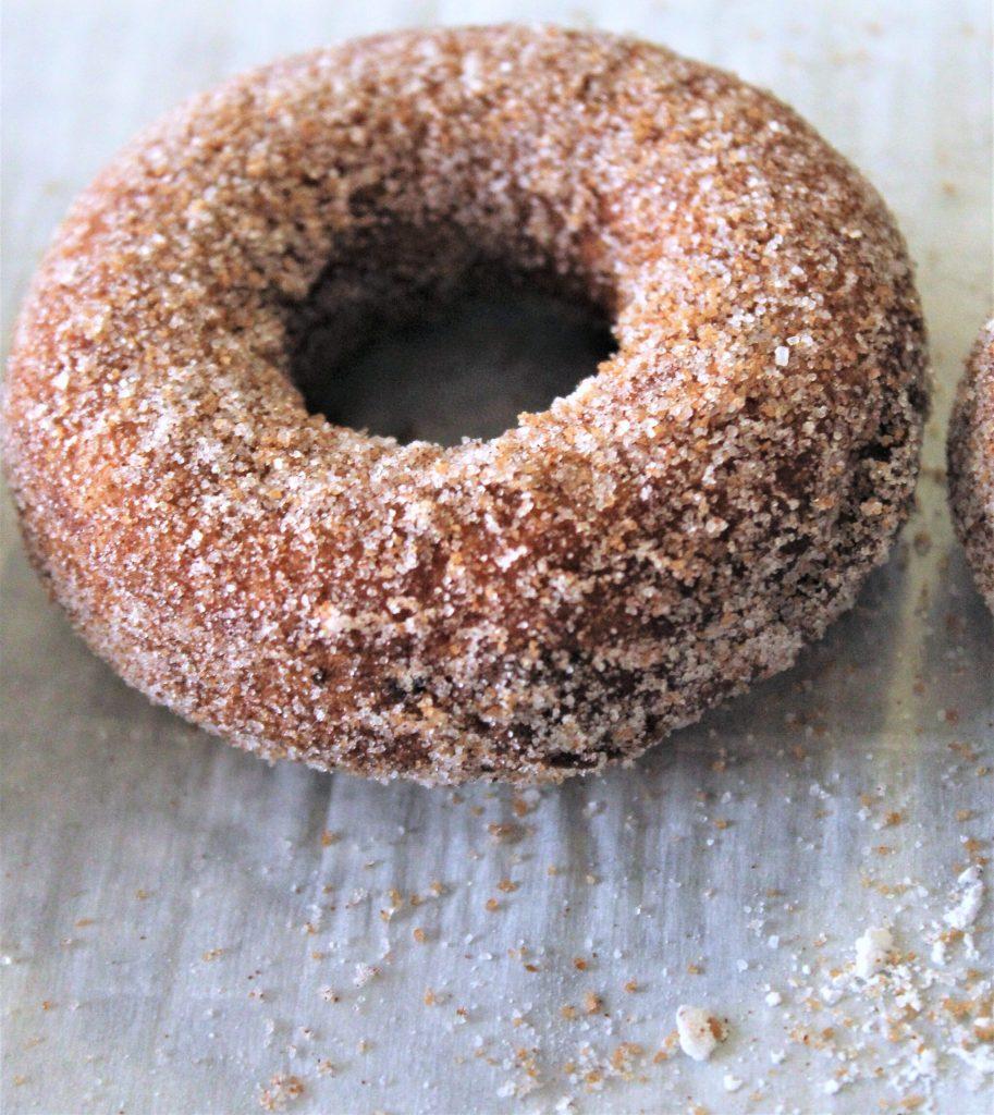 gluten free buttermilk cake donuts
